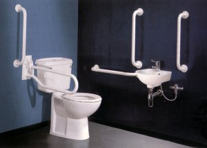 Home Modification Resource - Bathroom modifications for disabled